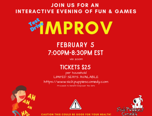 Interactive Evening of Improv Fun & Games
